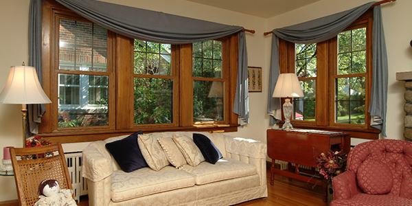 Double Hung Windows Columbus Ohio : Picture of a finished double hung windows charlotte nc