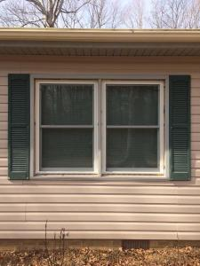 average price for window replacement
